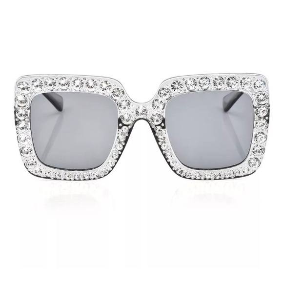 Accessories | Bling Shaded Frames | Poshmark